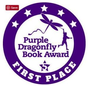 Purple Dragonfly Seal